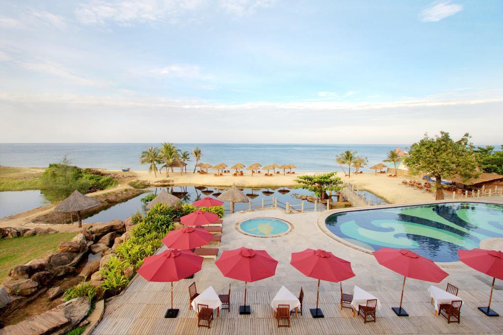 Отель long beach resort Фукуок