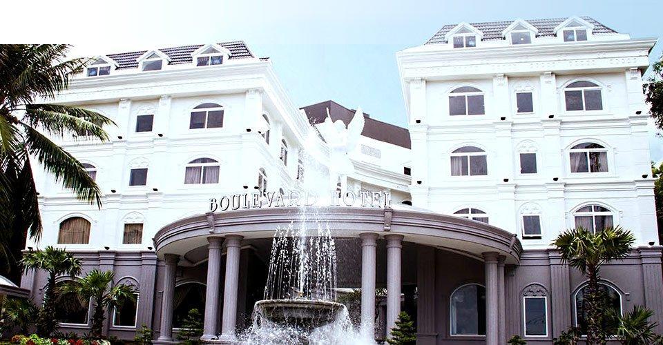 Отель Boulevard Фукуок