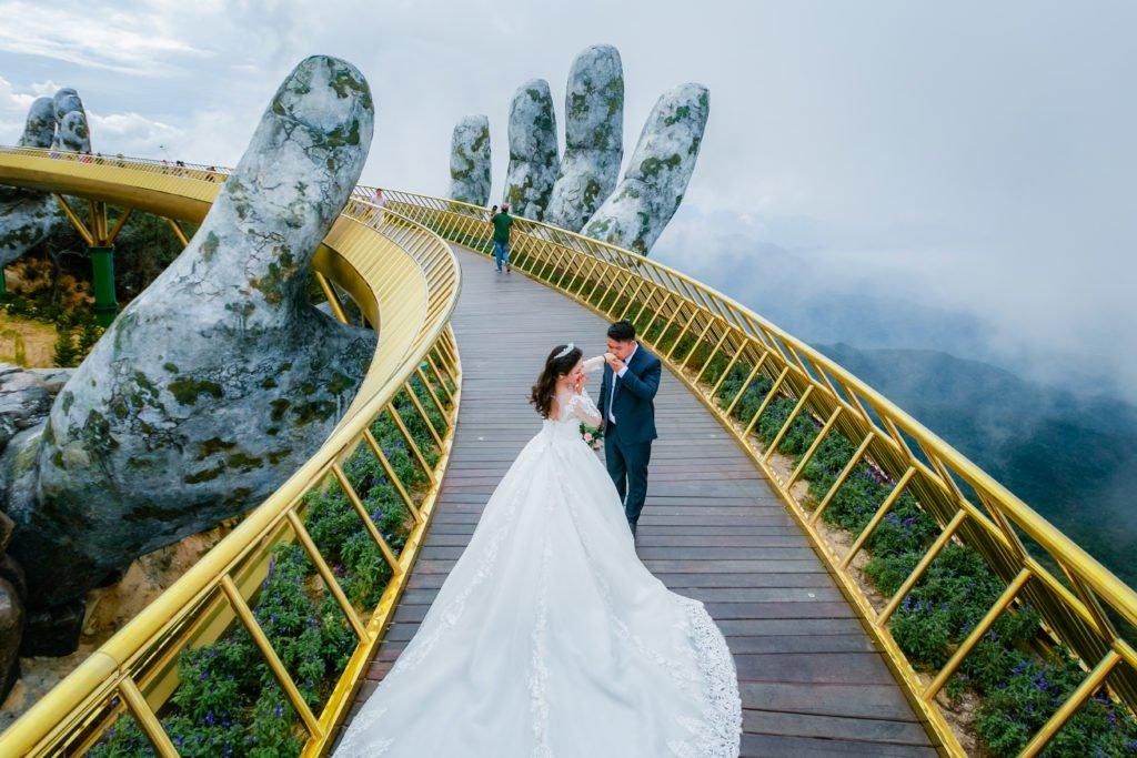Свадьба на Золотом мосту