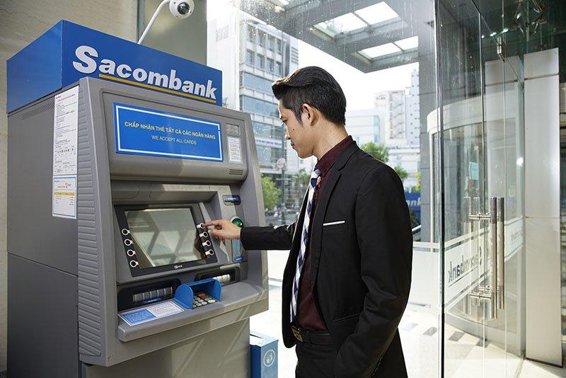 SacomBank ATM