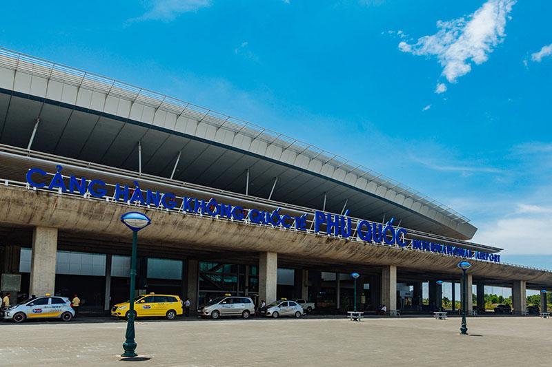 Международный аэропорт острова Фукуок