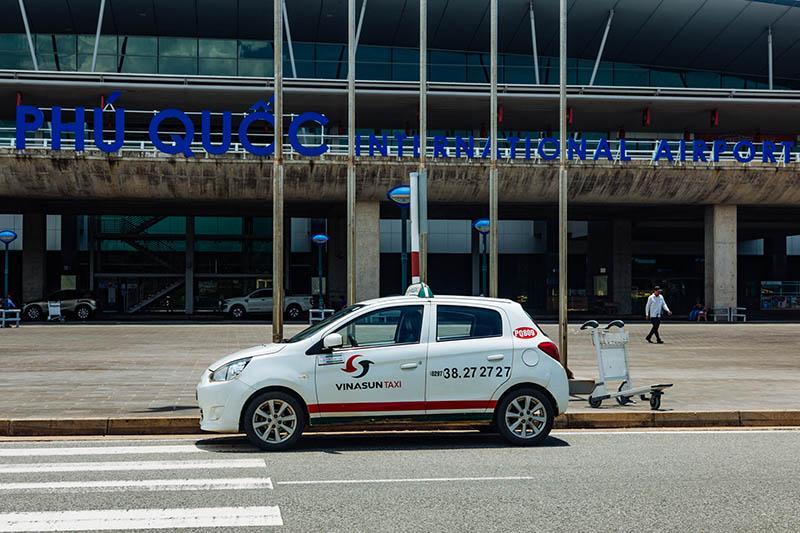 Такси в Аэропорту Фукуока
