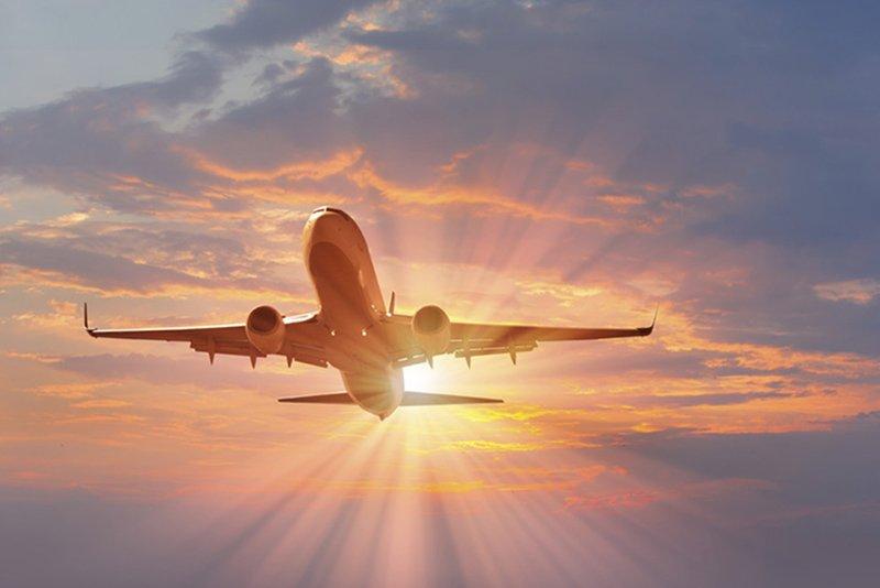 Самолет Новосибирск-Фукуок