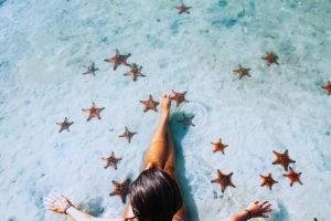 Фукуок: Пляж с морскими звёздами