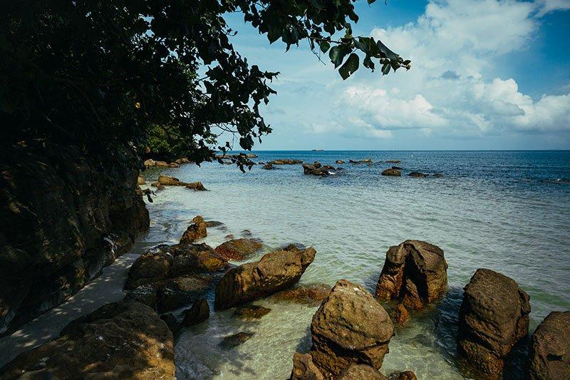 Окрестности пляжа Бай Сао