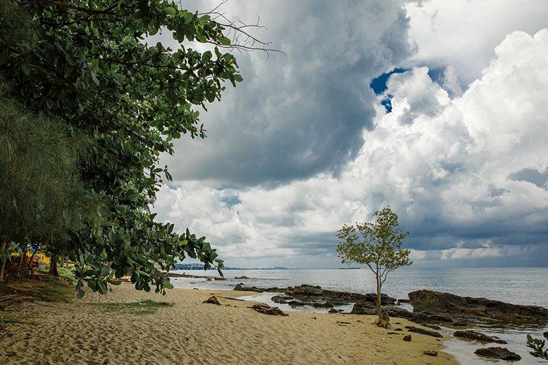 Пляж Куа Кань Фукуок