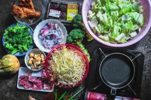 Вегетарианская кухня на Фукуоке: ТОП 5 кафе и ресторанов