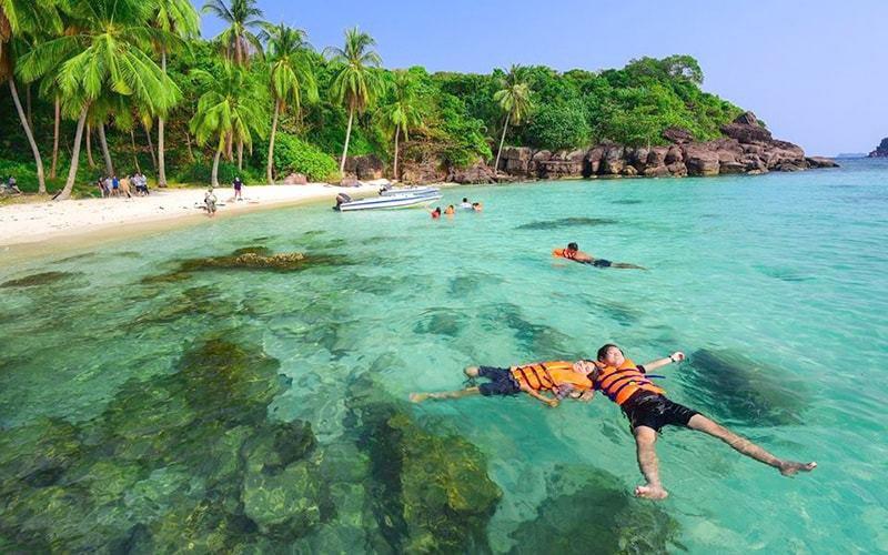 Южные острова Фукока