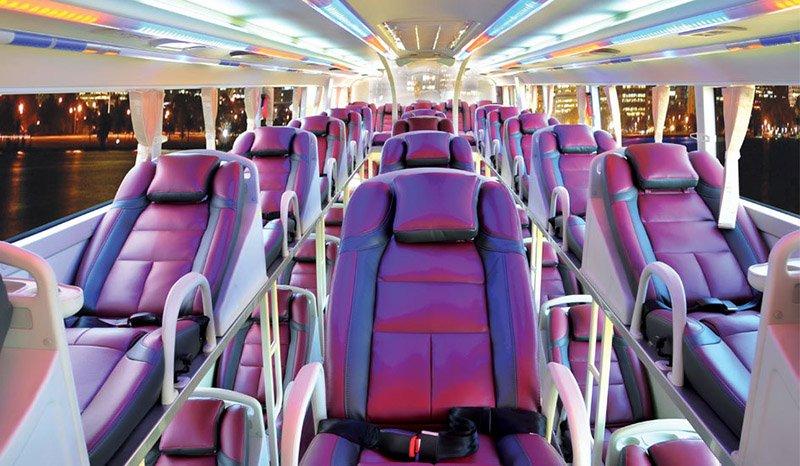 Вьетнамский Sleeping bus