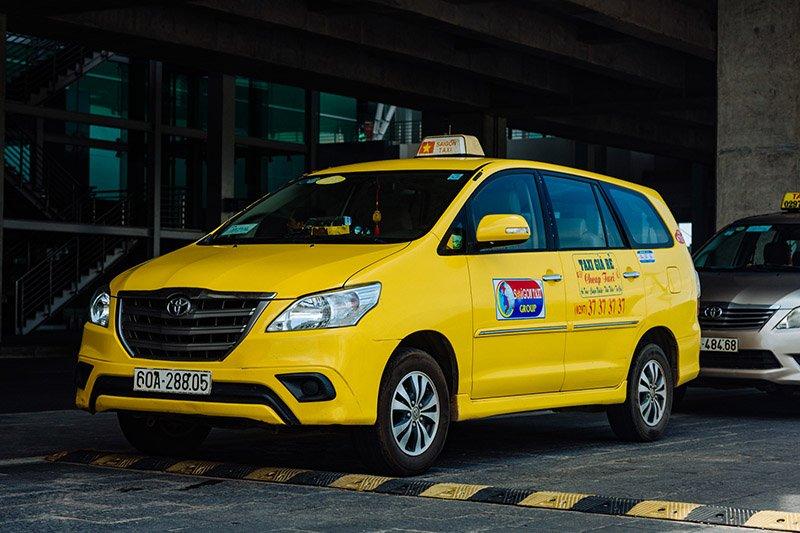Такси на Фукоке