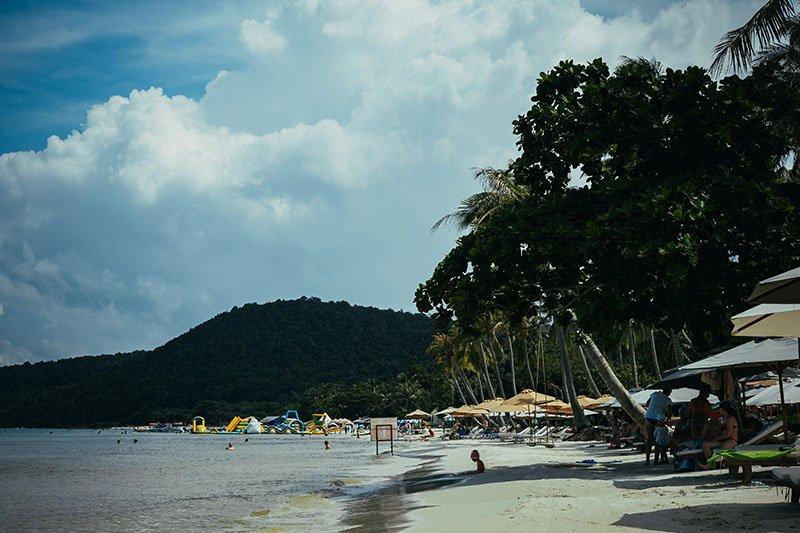 Пляж Бай Сао