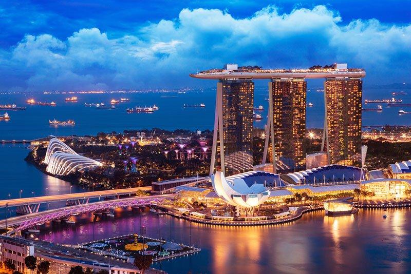 Экскурсия в Сингапур