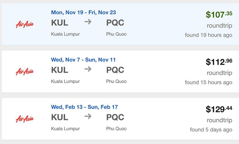 Из Фукуока в Куала Лумпур: рейс и цена