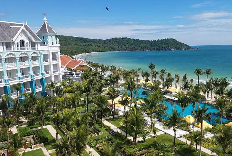 отель Мarriott на пляже Кхем