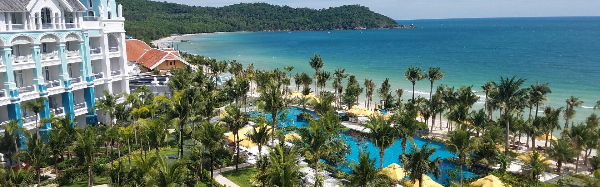 Марриот Фукуок Эмирэйд Бэй Резорт Спа ( JW Marriott Phu Quoc Emeraid Bay Resort Spa)